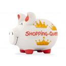Savingsbox KCG Mittelschwein, Shopping Queen Mediu