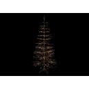 nagyker Lámpák: Világító fa 528 LED, melegfehér, 24V belső, mi