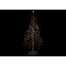 nagyker Lámpák: Világos fa 240 LED, meleg fehér, 30 V a belső rész