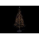 Világos fa 380er LED, meleg fehér, 30 V a belső ré