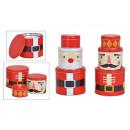 ingrosso Decorazioni: Scatole di Babbo Natale, schiaccianoci di ...