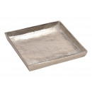 wholesale Household & Kitchen: Aluminum tray made of metal (W / H / D) 20x2x20cm
