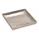 Alumínium tálca fémből (Szé / Ma / Mé) 20x2x20cm