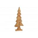 hurtownia Mieszkanie & Dekoracje: Jodła wykonana z drewna mango w kolorze brązowym (