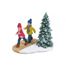 Miniatűr gyermekek fa színű (szélesség / magasság)