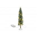 Világos fa poli zöldből (szélesség / méret) 7x26x7