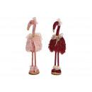nagyker Dekoráció: Flamingo műanyagból, textilből, fából ...