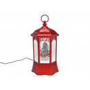 wholesale Gifts & Stationery: Music box lantern with light, music snow vortex, N