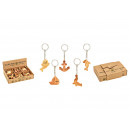 Keychain Handmade, Sailboat, Anchor, S