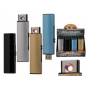 wholesale Storage media: Electric Lighter with glow spiral USB stick, refle