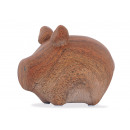 Money box KCG small pig, Inspired by Nature-Holz