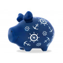 wholesale Gifts & Stationery: Money box KCG small pig, Nautilus, made of ...
