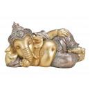 Fekvő Ganesha poli pezsgőből (Szé / Ma / Mé) 33x16