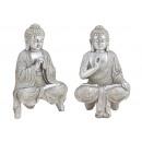 Buddha poli ezüstből készült 2 szer szortírozott k