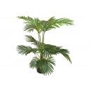 Pianta artificiale felce palma verde (H) 100cm