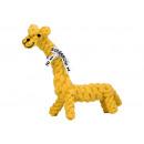 Gioco per cani in corda di cotone - Gretchen Giraf