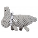 Gioco per cani in corda di cotone - Nina Hippopota
