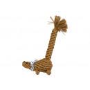 Kutya játék pamut kötélből - Eddie Eichhorn, B.