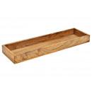 Vassoio in legno di mango (L / A / P) 50x4x14 cm