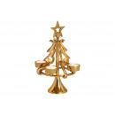Portacandela, composizione natalizia Albero di Nat