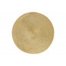 wholesale Child and Baby Equipment: Placemat made of plastic gold Ø38cm