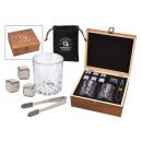 Set di cubetti di ghiaccio Whisky in acciaio inoss