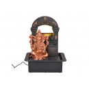 wholesale Home & Living: Ganesha indoor fountain with poly lighting (B /
