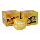 Ceramica per gallinacci in ceramica gialla 2- volt