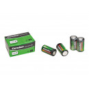 wholesale Batteries & Accumulators: Battery Camelion Baby R14 1.5v Green Pack of 2