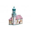 Lanterna-casa chiesa che Wasserburg poli, B19 x
