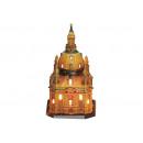Illuminato Lanterna Donne / Chiesa Dresda, B13 x