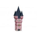 Bromser Torre a Rüdesheim / Reno porcellana