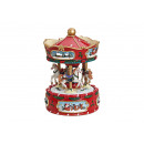 Music Box giostra, Poly, B10 x T18 cm