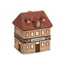 Lantern House Folk School of porcellana, B10 x T9
