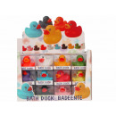 Individually packaged Duck 36er display