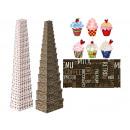 groothandel Kantoor- & winkelbenodigdheden: Boxenset karton, 15teilig, 2 ontwerpen,