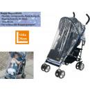 Kinderwagen, Buggy  Regenschutz, 2 Farben