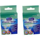 Pflaster-Strips  extrem wasserfest 10er Pack
