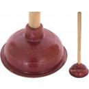Großhandel Reinigung: Saugglocke Ø14 cm, Holzstiel 40cm