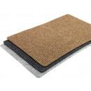 grossiste Tapis & Sols: Tapis de sol  nervurée, 40x60 cm, 3x triés