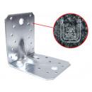 Großhandel Eisenwaren: Winkelverbinder 105x105x90 x 3,0 mm mit Steg/Sicke