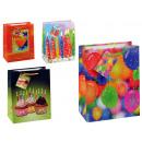 grossiste Cartes de vœux: support de sac de  cadeau  (180x100x227 mm), ...