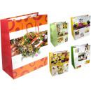 Großhandel Home & Living: Geschenkbeutel  groß (260 x 130 x 325 mm), Ostern