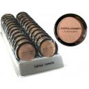 hurtownia Make-up: Puder, 4 kolory dobrane, w 24-ekranie