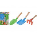 Gartenwerkzeug Kinder 2 Sorten Schaufel + Harke