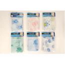 wholesale Bath & Towelling: Shower curtain sorted 180x180cm 4 designs