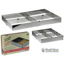 wholesale Casserole Dishes and Baking Molds: Baking frame,  rectangular baking dish with 4 way s