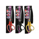Universal Scissors 21.5 cm 3 assorted colors