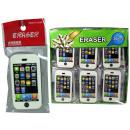 ingrosso Scuola: Eraser telefono intelligente con 3 x6cm App