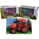 groothandel Modelbouw & miniaturen: Tractor 2 verschillende kleuren, rood en ...